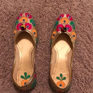 Shoes - Indian ballet flats
